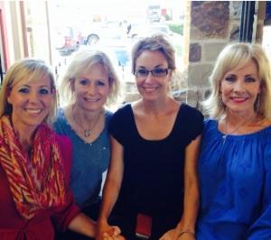 "Sweet ""Wood Elementary"" Sisters Gennie, Gina, Shanna and Jori"