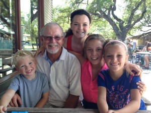 Pops and his Grands
