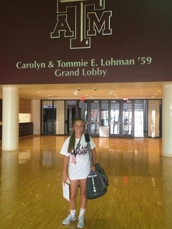 Ashley basketball camp