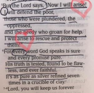 Arise verse