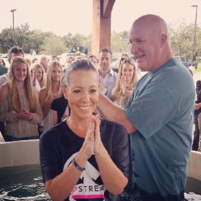 Gen's baptism